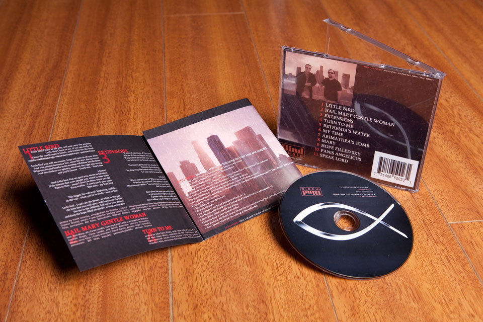 music album design